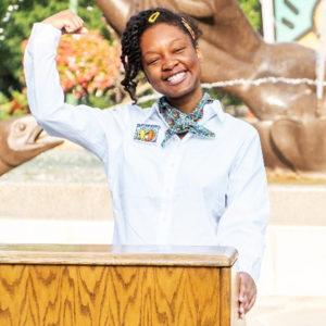 Best Buddies Global Ambassador: Jada Thompson