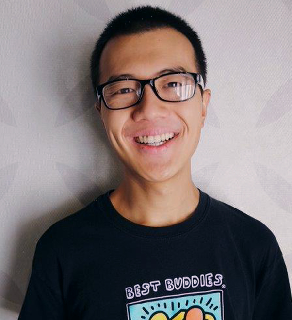 Best Buddies Global Ambassador: Topher Zheng