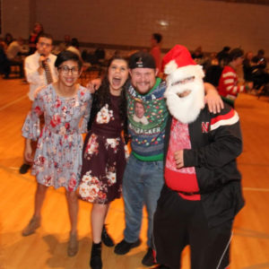 Best Buddies in NC Holiday Party
