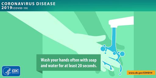 Safety-wash-hands