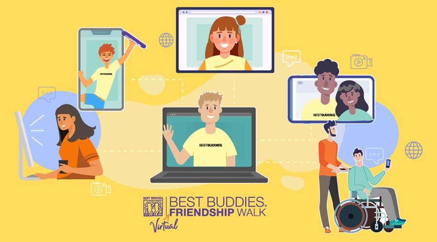 Best Buddies Friendship Walks