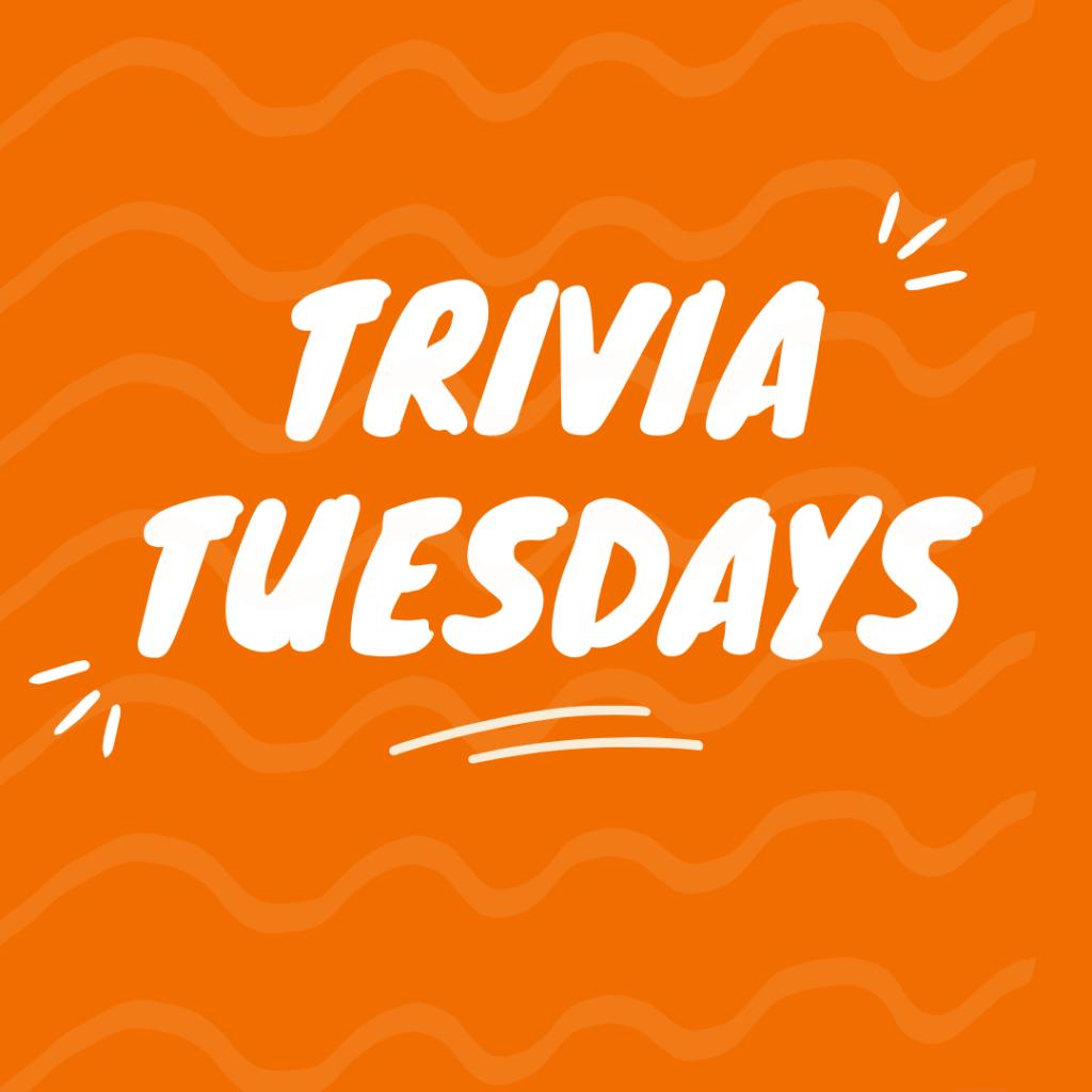 Trivia Tuesday Logo