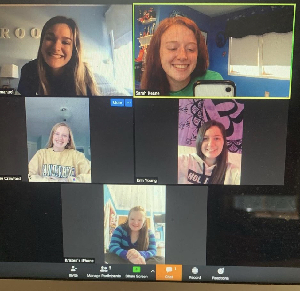 Chapter meetings on Zoom