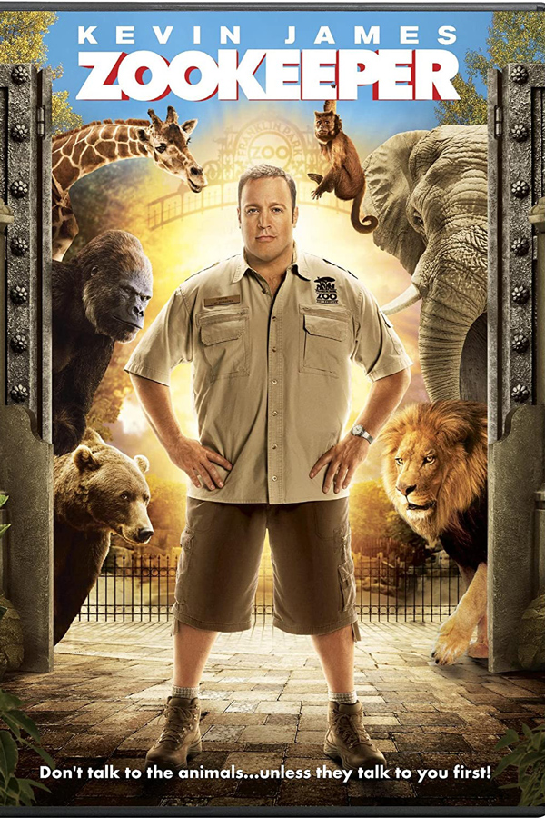 The Zookeeper Movie