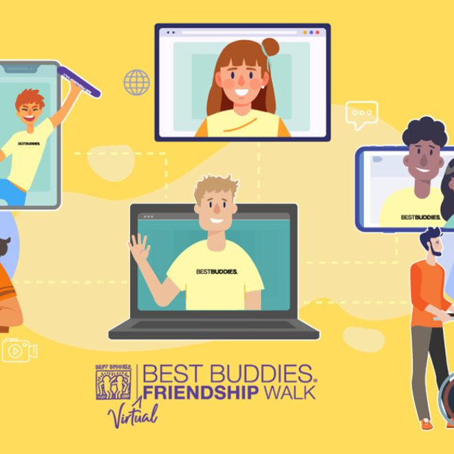 """Nonprofit for people with disabilities to hold """"Virtual Walk for Inclusion"""""""