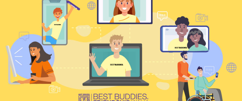 Best Buddies International to Host Virtual Friendship Walk in Support of  Individuals with Intellectual and Developmental Disabilities