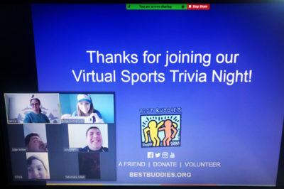 Best Buddies in New York Virtual Trivia June 2020