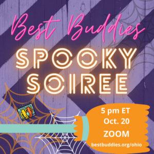 Best Buddies in Ohio Virtual Spooky Soiree