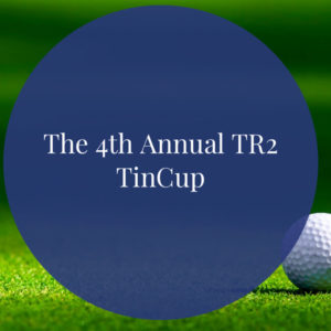 TR2 TinCup Golf Tournament logo