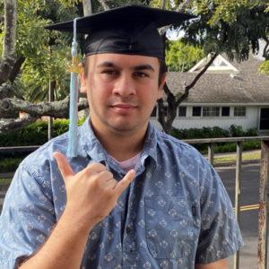 Ho'opi'ookalani Balaz, Best Buddies Ambassador in Hawaii