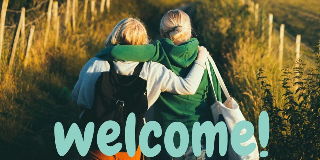 Best Buddies Welcome image