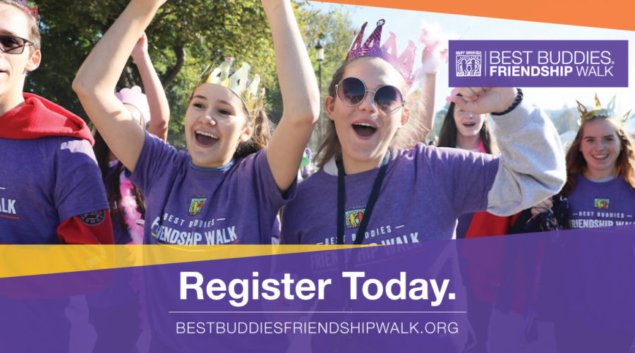 Virtual Best Buddies Friendship Walk