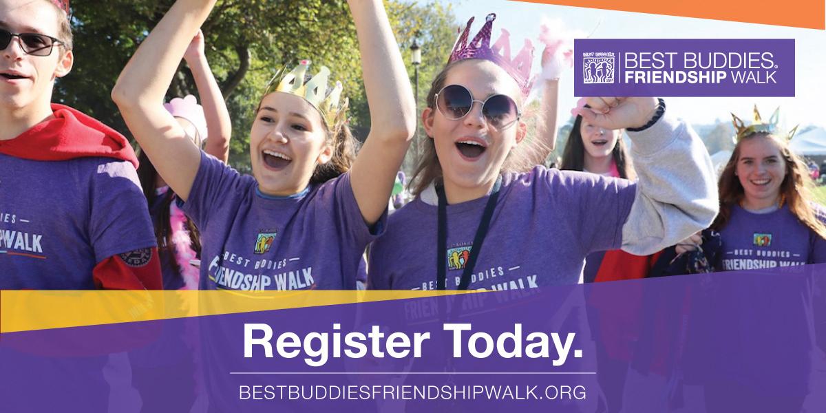 Best Buddies Friendship Walk: Arizona