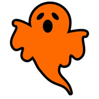 Balloween Dance Party Ghost Icon
