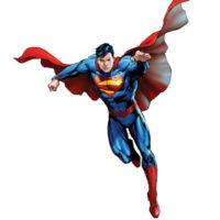 Superhero Graphic