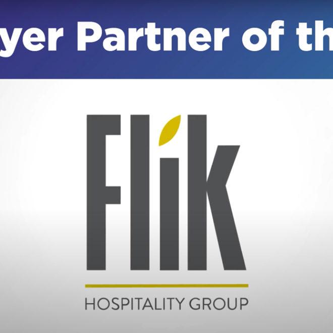 Employer Partner of the Year Award