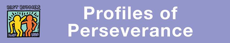 Head Banner: Profiles of Perseverance: Joseph Parker