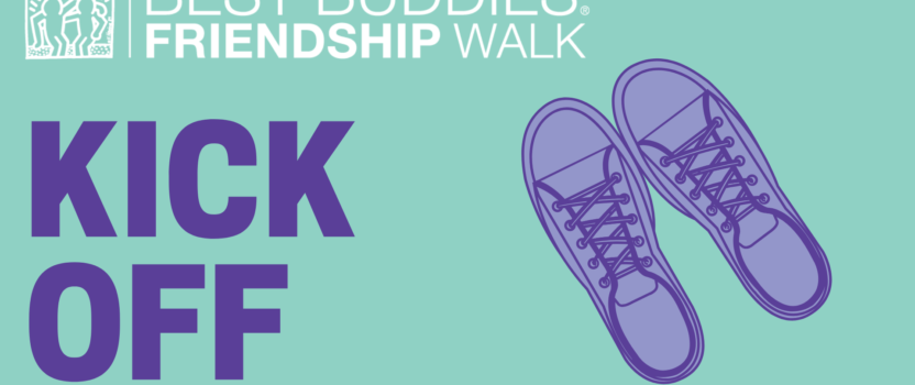 Friendship Walk Kick Off