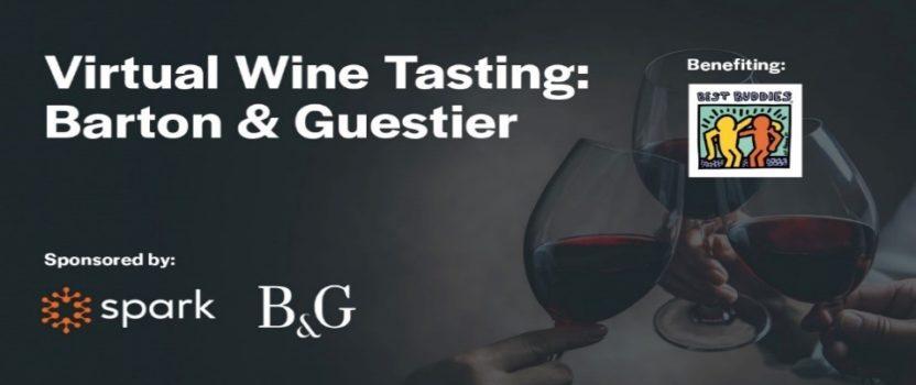 Virtual Wine Tasting: Barton and Guestier