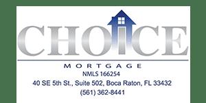 Choice Mortgage Sponsor logo