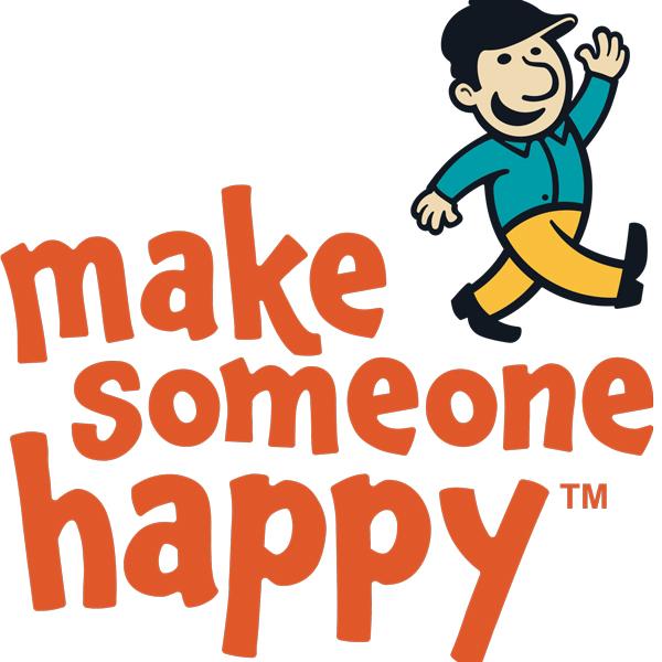 Make Someone Happy logo