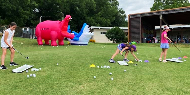 First Tee Golf Clinic
