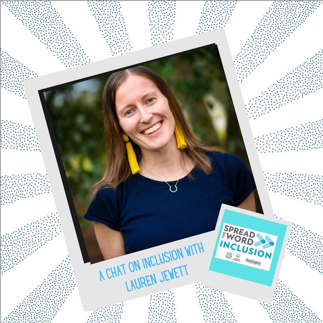 Spread the Word with Lauren Jewett