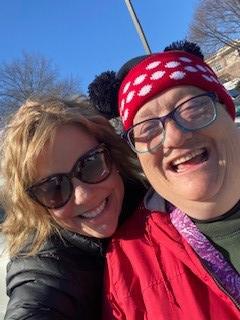 Best Buddies in New Hampshire Friendship Pair Sandy and Sarra