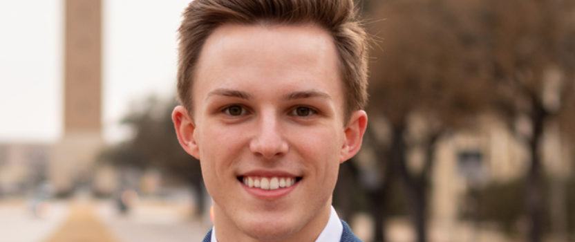 Texas Student Selected as 2022-24 YLC Chair