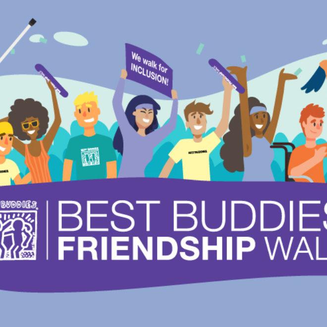 Best Buddies Friendship Walk exceeds fundraising goal!