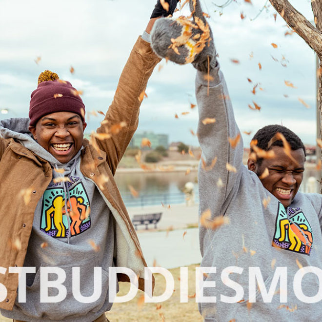 March is #BestBuddiesMonth