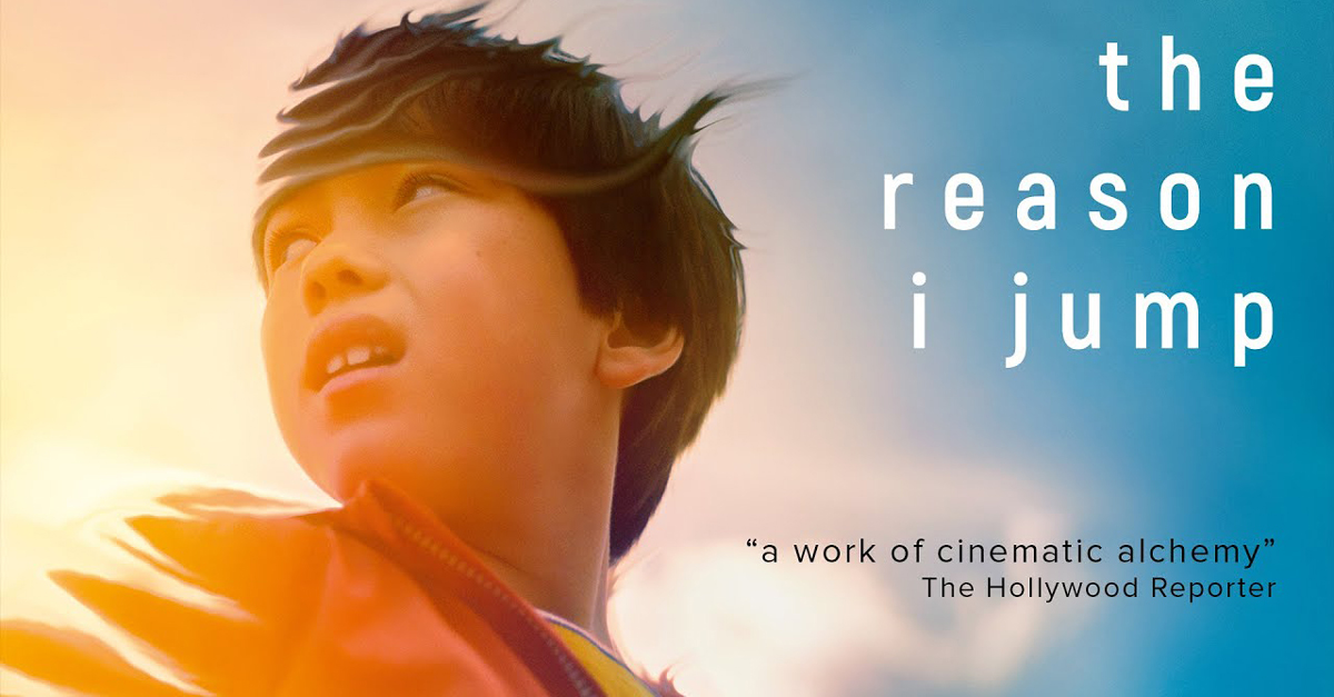 The Reason I Jump Movie Poster