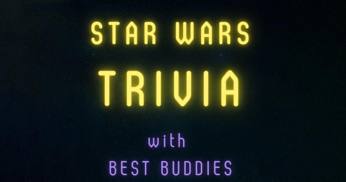 Star Wars Trivia Event Graphic