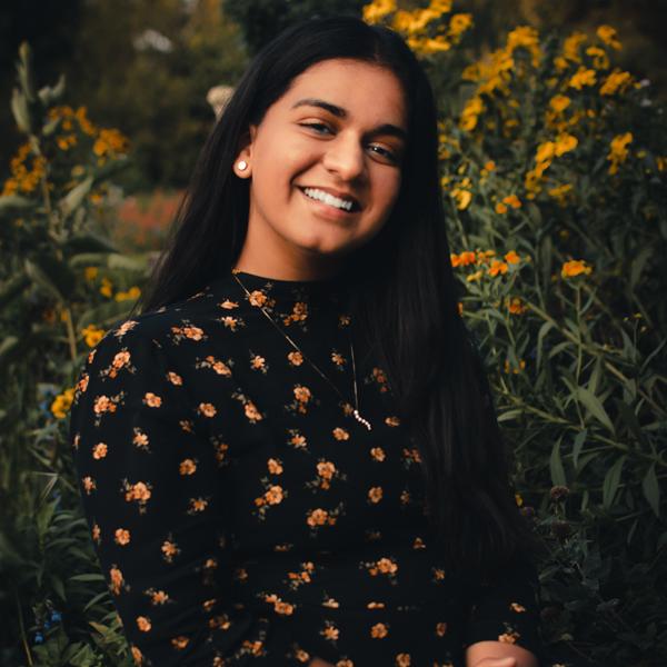 Best Buddies in Wisconsin Intern Sophia Azim