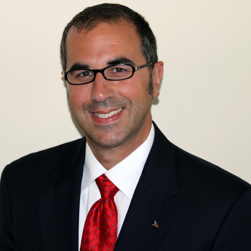 Best Buddies in Delaware Board Member James Ambagis