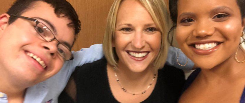 Walker of the Week: Ashley Sammons, The Chapter Advisor Walker