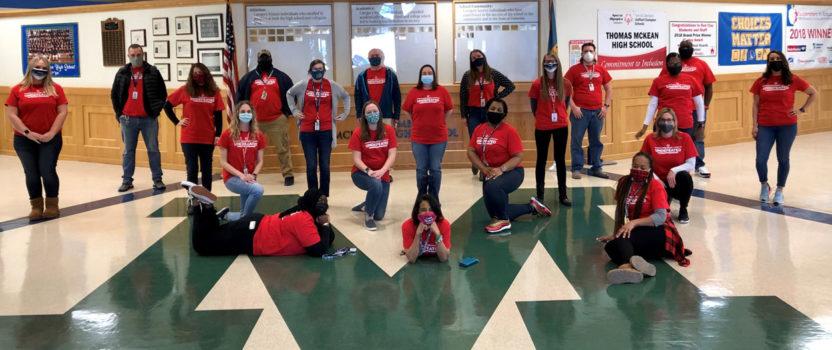 McKean High School Celebrates Inclusion