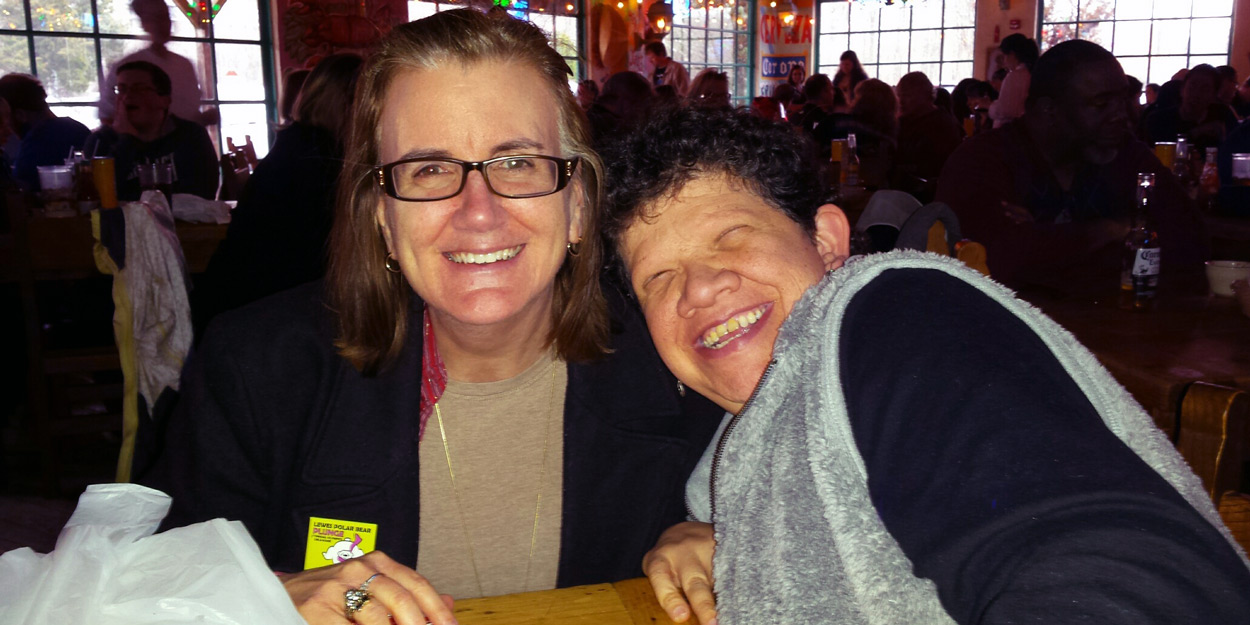 Best Buddies in Delaware Buddy Pair Jenna & Maribeth