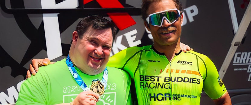 This New Pro Cycling Team Is Riding to Benefit Best Buddies