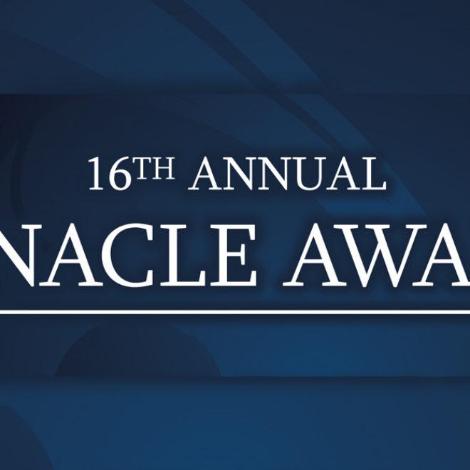 The Pinnacle Award 2021!