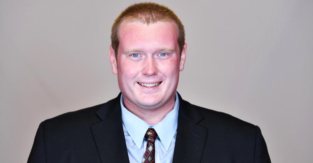 Best Buddies in Ohio participant Ryan Hoffman