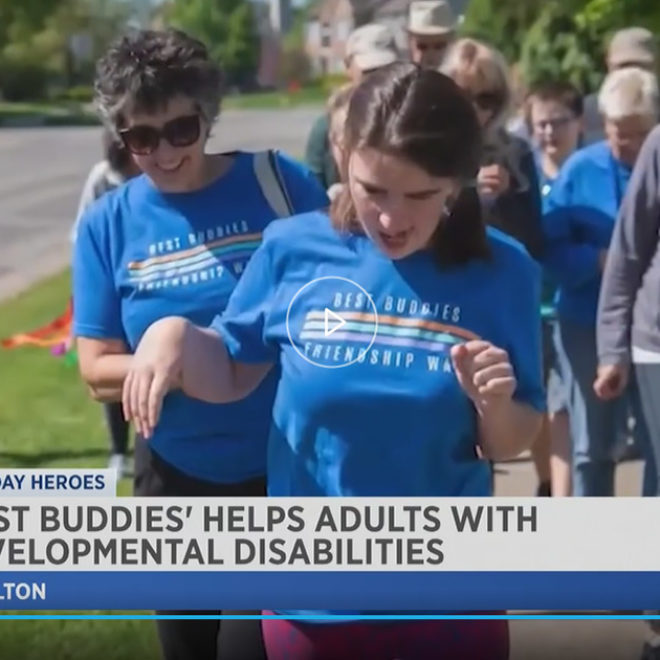 """""""Best Buddies Helps Adults With Developmental Disabilities"""""""