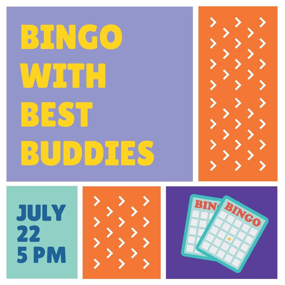 Bingo with Best Buddies Graphic